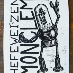 Affiche Hefeweizen